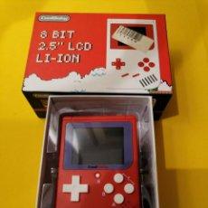 Videojuegos y Consolas: JUEGO COOLBABY 8 BIT 2.5¨ LCD LI-ION. NUEVA A ESTRENAR.. Lote 220882920