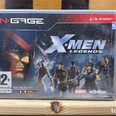 Videojogos e Consolas: NOKIA N-GAGE NGAGE X-MEN LEGEND COMO NUEVO. Lote 221367386