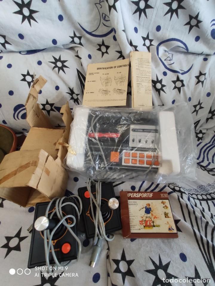 Videojuegos y Consolas: CONSOLA SOUNDIC SPORTS, PERFECTA, SIN USO, COMPLETA. - Foto 6 - 221416073
