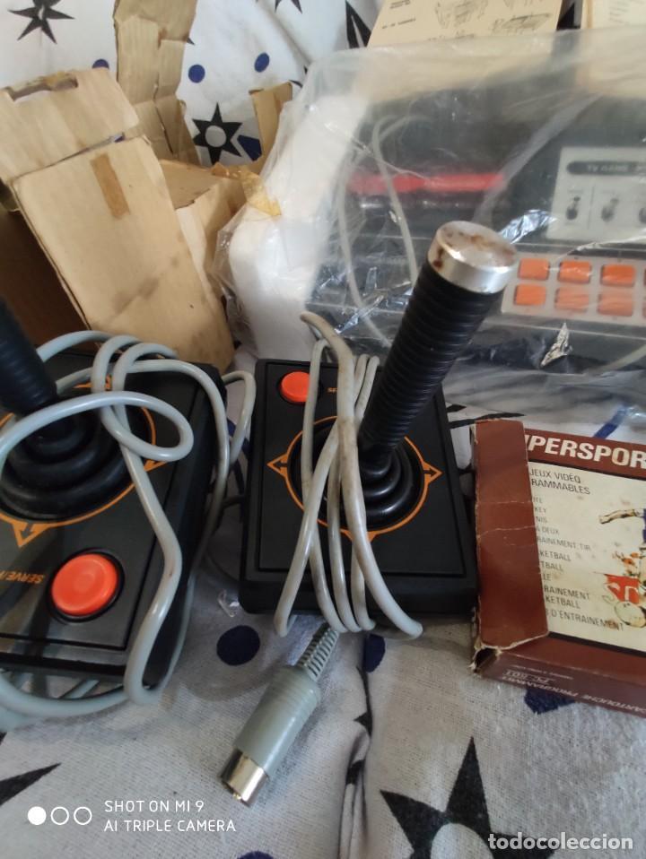 Videojuegos y Consolas: CONSOLA SOUNDIC SPORTS, PERFECTA, SIN USO, COMPLETA. - Foto 8 - 221416073