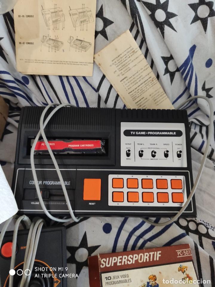 Videojuegos y Consolas: CONSOLA SOUNDIC SPORTS, PERFECTA, SIN USO, COMPLETA. - Foto 10 - 221416073