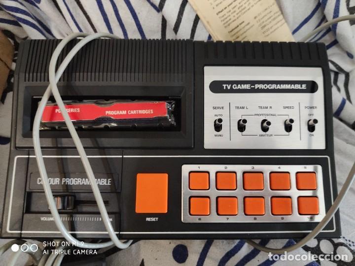 Videojuegos y Consolas: CONSOLA SOUNDIC SPORTS, PERFECTA, SIN USO, COMPLETA. - Foto 11 - 221416073