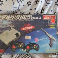Videojuegos y Consolas: CONSOLA SUPER SCOPE 168,VINTAGE, SIN JUEGO. FUNCIONA.. Lote 221416478