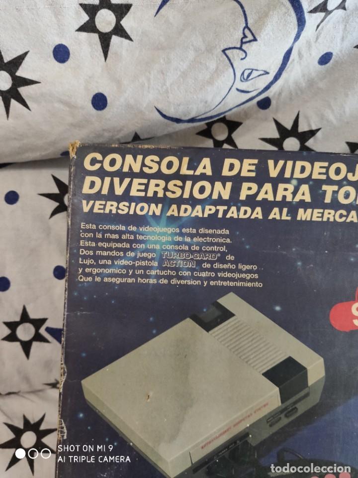 Videojuegos y Consolas: CONSOLA SUPER SCOPE 168,VINTAGE, SIN JUEGO. FUNCIONA. - Foto 3 - 221416478