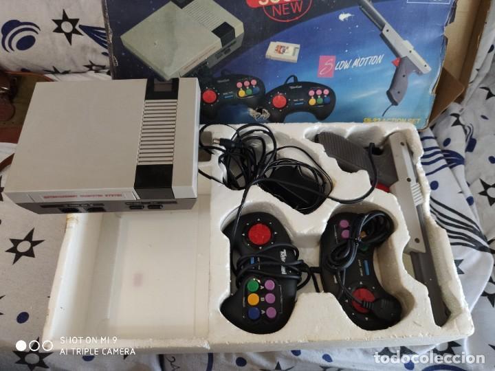 Videojuegos y Consolas: CONSOLA SUPER SCOPE 168,VINTAGE, SIN JUEGO. FUNCIONA. - Foto 5 - 221416478