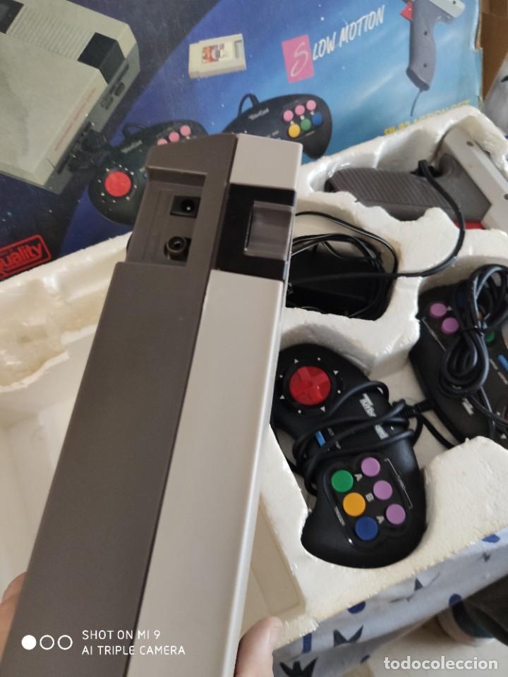 Videojuegos y Consolas: CONSOLA SUPER SCOPE 168,VINTAGE, SIN JUEGO. FUNCIONA. - Foto 7 - 221416478