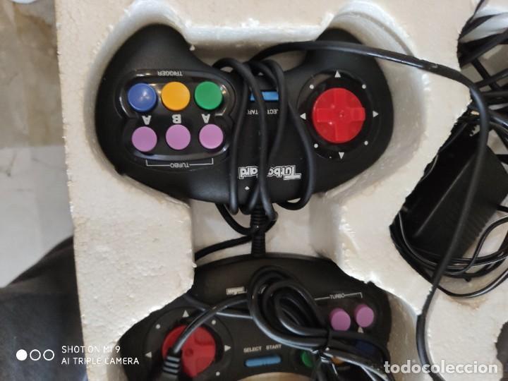 Videojuegos y Consolas: CONSOLA SUPER SCOPE 168,VINTAGE, SIN JUEGO. FUNCIONA. - Foto 9 - 221416478