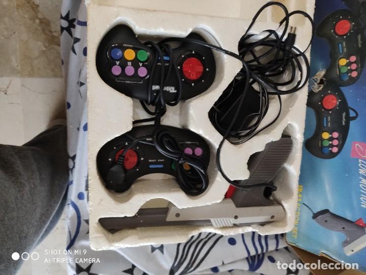 Videojuegos y Consolas: CONSOLA SUPER SCOPE 168,VINTAGE, SIN JUEGO. FUNCIONA. - Foto 11 - 221416478
