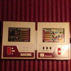 Videojuegos y Consolas: MARIO BROS NINTENDO GAME & WATCH MULTISCREEN. MW-56. 1983. SIN TAPA.. Lote 221449197