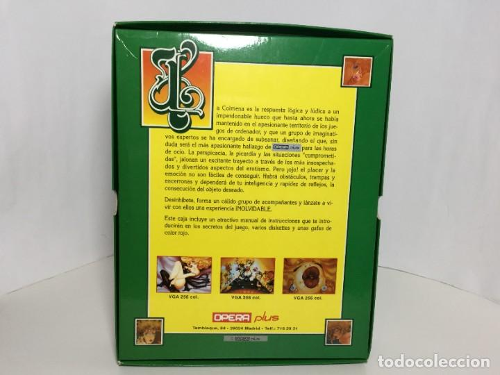 Videojuegos y Consolas: JUEGO PC LA COLMENAOPERA PLUS TIPO AMSTRAD SPECTRUM(A LA VENTA DE NUEVO POR IMPAGO) - Foto 4 - 221462675