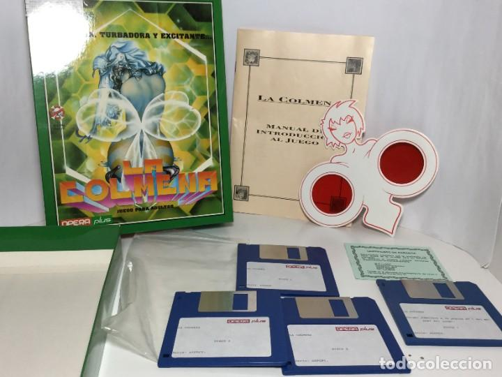 Videojuegos y Consolas: JUEGO PC LA COLMENAOPERA PLUS TIPO AMSTRAD SPECTRUM(A LA VENTA DE NUEVO POR IMPAGO) - Foto 5 - 221462675