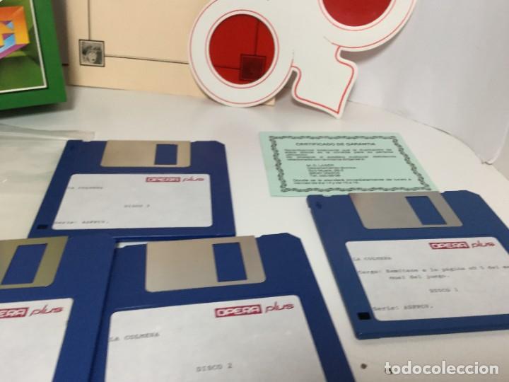 Videojuegos y Consolas: JUEGO PC LA COLMENAOPERA PLUS TIPO AMSTRAD SPECTRUM(A LA VENTA DE NUEVO POR IMPAGO) - Foto 6 - 221462675