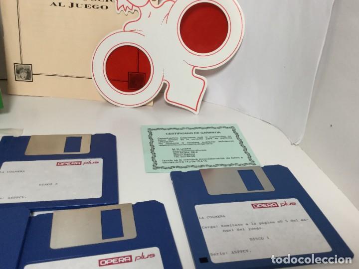 Videojuegos y Consolas: JUEGO PC LA COLMENAOPERA PLUS TIPO AMSTRAD SPECTRUM(A LA VENTA DE NUEVO POR IMPAGO) - Foto 7 - 221462675