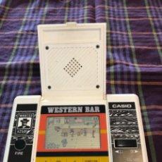 Videojuegos y Consolas: WESTERN BAR CASIO. Lote 221482603