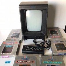 Videojuegos y Consolas: ANTIGUA CONSOLA - MB VECTREX BOXED INCL. 6 GAMES. Lote 221502550