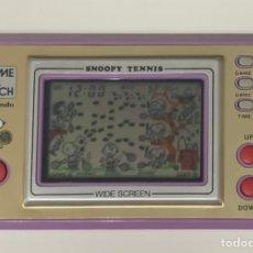 Videojuegos y Consolas: NINTENDO GAME & WATCH SNOOPY TENNIS WIDE SCREEN. Lote 221588061
