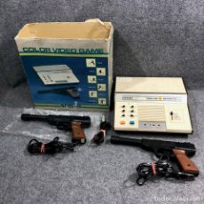 Videojuegos y Consolas: CONSOLA CONIC COLOR SPORTS 406 TV GAME. Lote 221733847