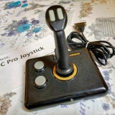 Videojuegos y Consolas: JOYSTICK VINTAGE ANALÓGICO GRAVIS AÑOS 90. Lote 221919416