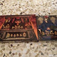 Videojuegos y Consolas: LOTE DIABLO II PC. Lote 222233393