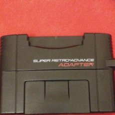 Videogiochi e Consoli: SUPER RETRO ADVANCE-GBA-SNES RETRO-BIT ADAPTADOR ADAPTER. Lote 222240238