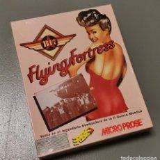 Videojuegos y Consolas: NUMULITE * VIDEOJUEGO FLYING FORTRESS FLYINGFORTRESS B17 MICRO PROSE BOMBARDERO II GUERRA MUNDIAL. Lote 222259227