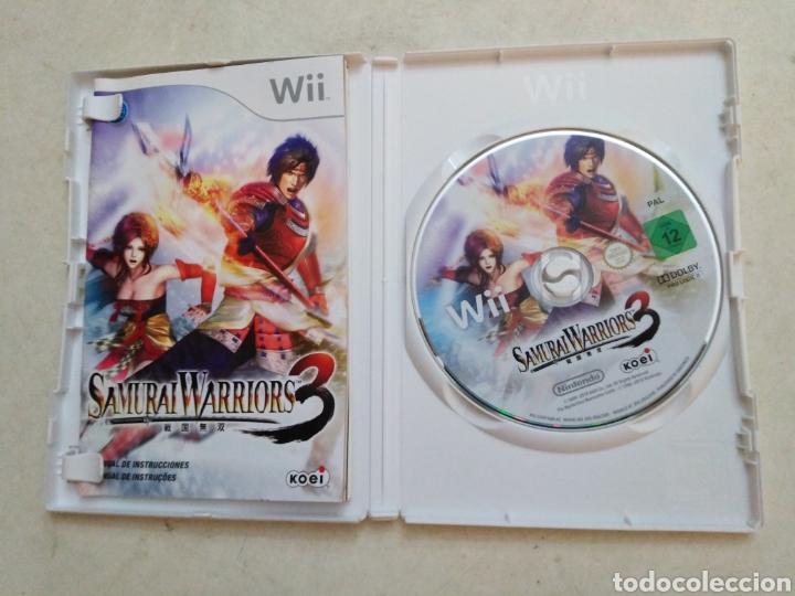 Videojuegos y Consolas: Samurai warriors 3 ( juego wii ) - Foto 3 - 222385401