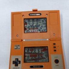 Videojuegos y Consolas: NINTENDO GAME & WATCH DONKEY KONG. Lote 222554936