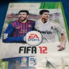 Videojuegos y Consolas: XBOX 360 FIFA 2012. Lote 222616366