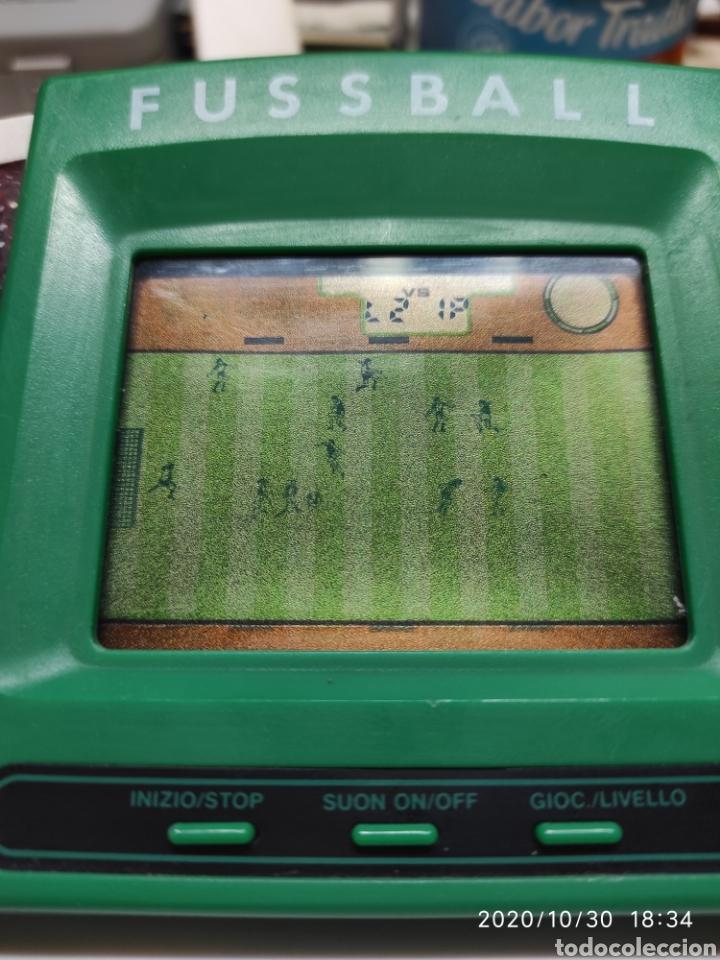 Videojuegos y Consolas: CONSOLA LCD FUSSBALL - Foto 4 - 222816237