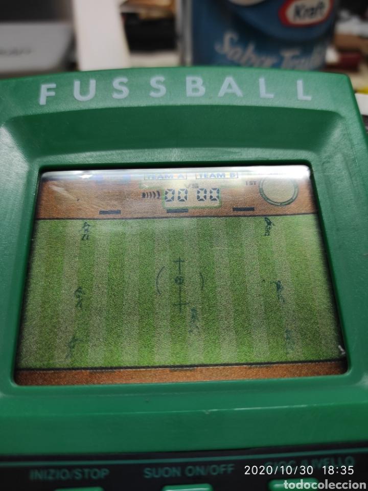 Videojuegos y Consolas: CONSOLA LCD FUSSBALL - Foto 5 - 222816237