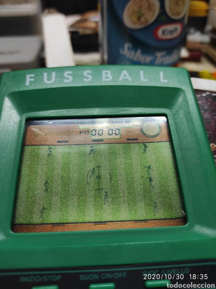 Videojuegos y Consolas: CONSOLA LCD FUSSBALL - Foto 6 - 222816237