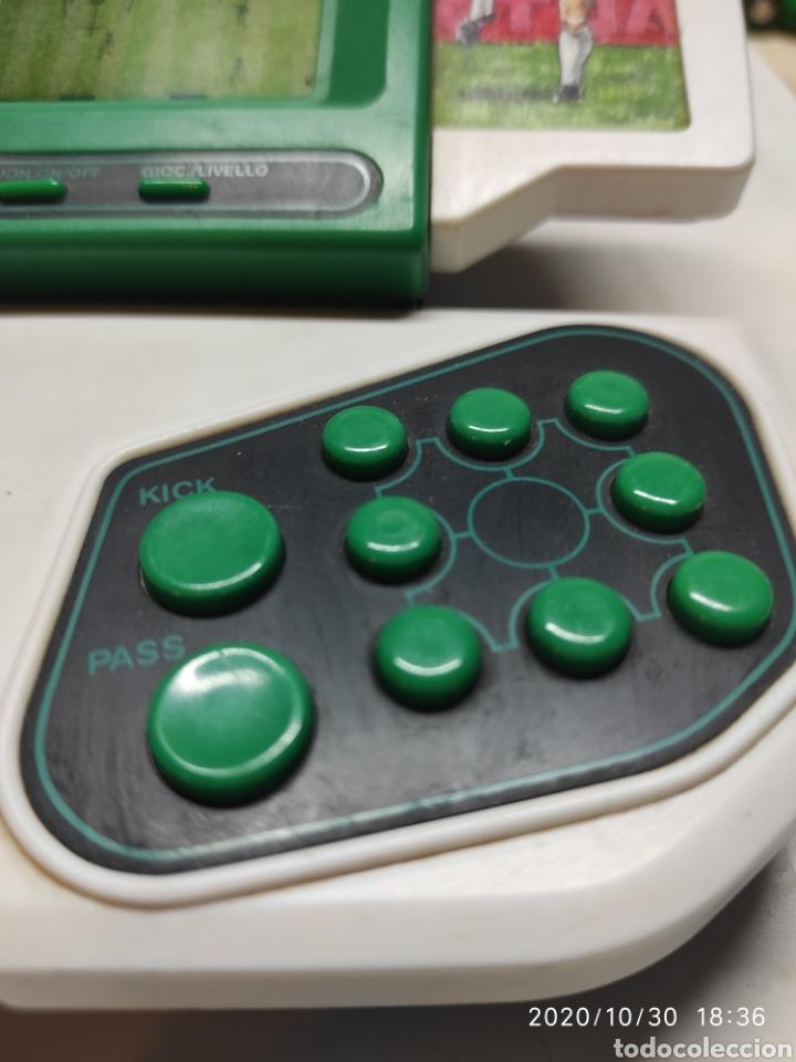 Videojuegos y Consolas: CONSOLA LCD FUSSBALL - Foto 8 - 222816237
