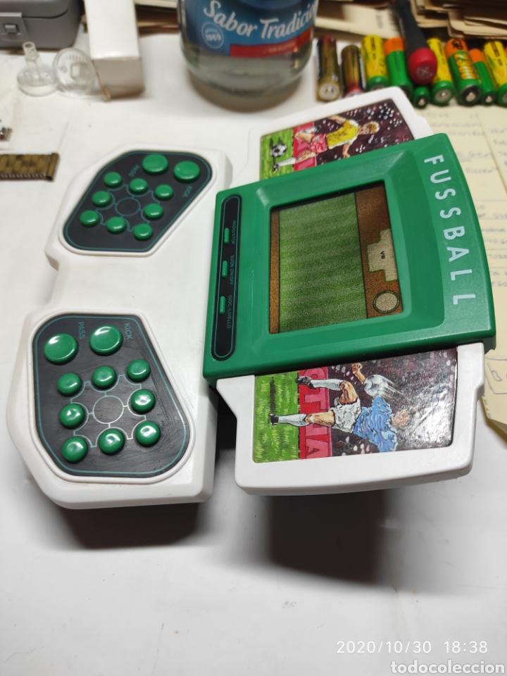 Videojuegos y Consolas: CONSOLA LCD FUSSBALL - Foto 11 - 222816237