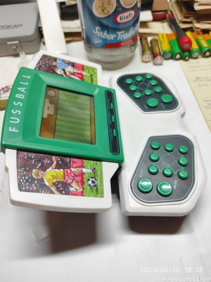 Videojuegos y Consolas: CONSOLA LCD FUSSBALL - Foto 12 - 222816237