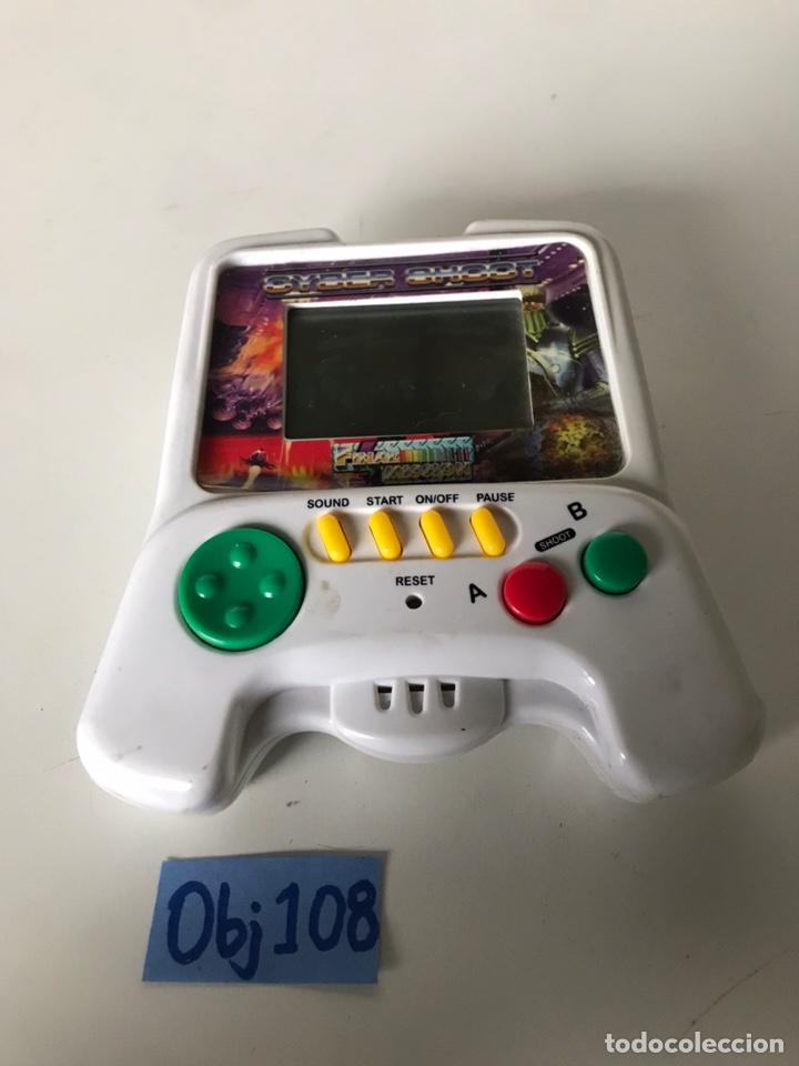 ELECTRONIC HANDHELD GAME (Juguetes - Videojuegos y Consolas - Otros descatalogados)