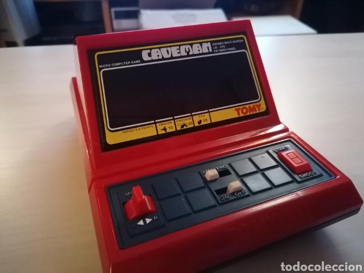 Videojuegos y Consolas: TOMY LSI GAME - CAVEMAN - Foto 2 - 223531200