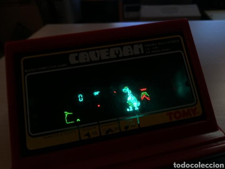 Videojuegos y Consolas: TOMY LSI GAME - CAVEMAN - Foto 3 - 223531200