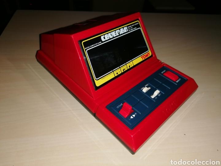 TOMY LSI GAME - CAVEMAN (Juguetes - Videojuegos y Consolas - Otros descatalogados)