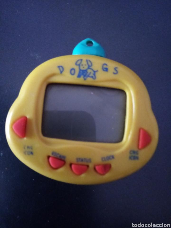 TAMAGOCHI DOGS (Juguetes - Videojuegos y Consolas - Otros descatalogados)