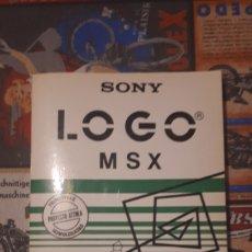 Videojuegos y Consolas: SONY LOGO MSX SONY IDEALOGIC. Lote 224725065
