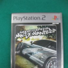 Videojogos e Consolas: NEED FOR SPEED PLAY STATION 2. Lote 224848936