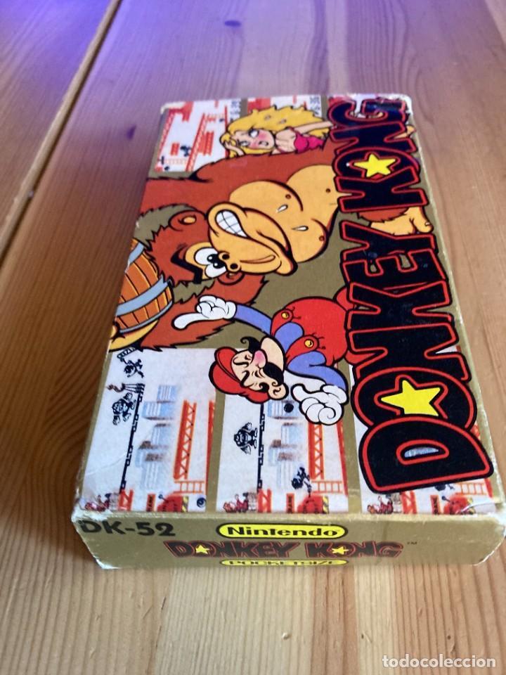 Videojuegos y Consolas: Game Watch Nintendo Donkey Kong, multi screen,coleccion Pocket Size doble panatalla - Foto 3 - 225385870