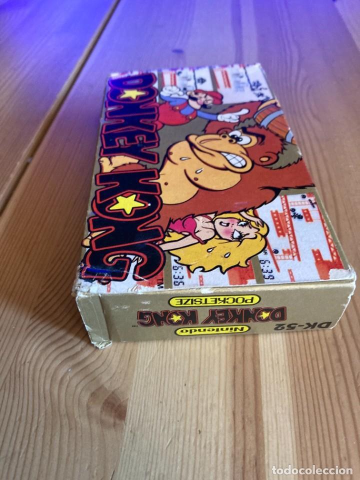 Videojuegos y Consolas: Game Watch Nintendo Donkey Kong, multi screen,coleccion Pocket Size doble panatalla - Foto 4 - 225385870