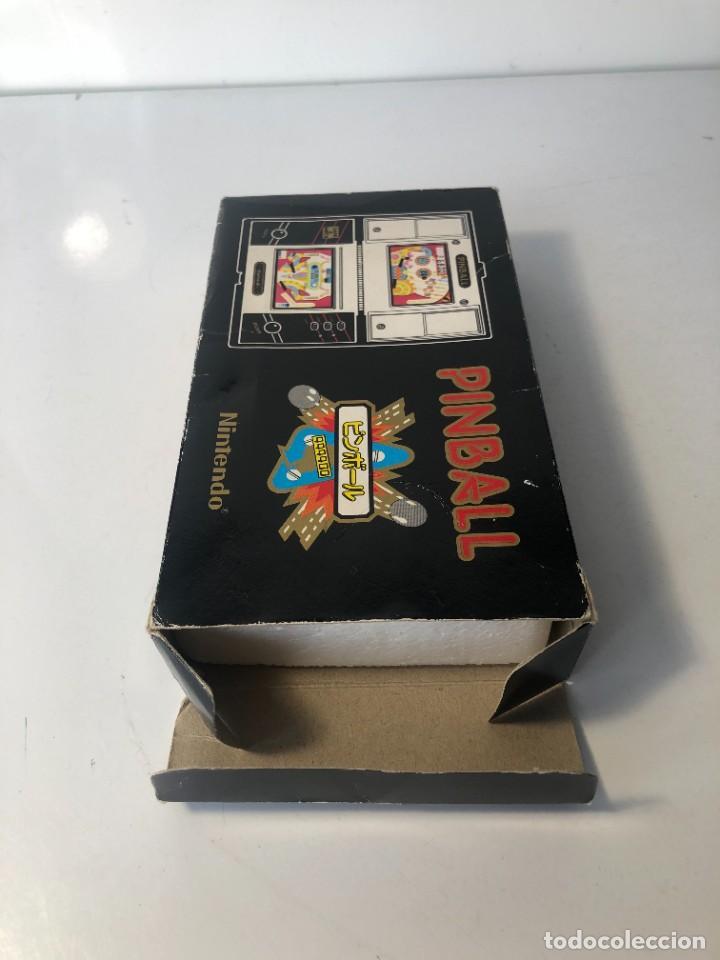 Videojuegos y Consolas: Game Watch Nintendo Pinball doble pantalla, multiScreen ,juego electronico - Foto 18 - 225390697