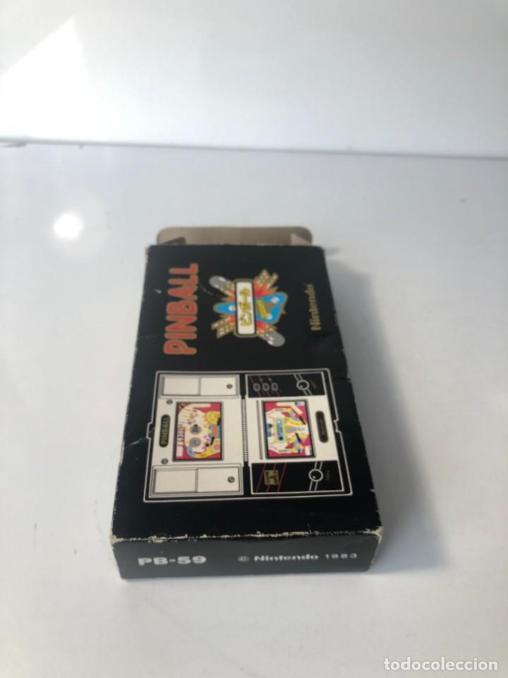 Videojuegos y Consolas: Game Watch Nintendo Pinball doble pantalla, multiScreen ,juego electronico - Foto 19 - 225390697