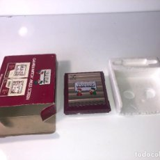 Videojuegos y Consolas: GAME WATCH NINTENDO MARIO BROS DOBLE PANTALLA, MULTISCREEN ,JUEGO ELECTRONICO. Lote 225390975
