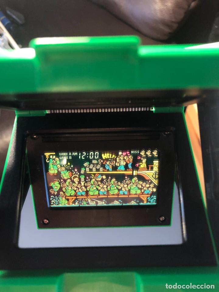 Videojuegos y Consolas: Game Watch Nintendo Popeye Panorama Screen ,juego electronico - Foto 7 - 225392045