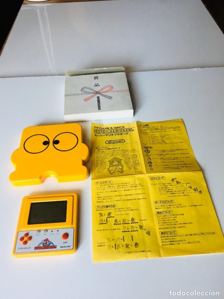Videojuegos y Consolas: Game Watch Nintendo Super Mario Race edicion limitada ,juego electronico - Foto 2 - 225394156