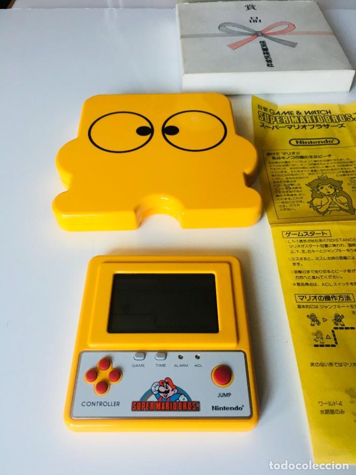 Videojuegos y Consolas: Game Watch Nintendo Super Mario Race edicion limitada ,juego electronico - Foto 3 - 225394156