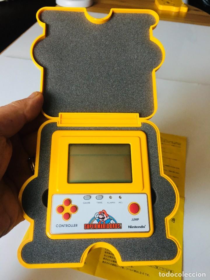 Videojuegos y Consolas: Game Watch Nintendo Super Mario Race edicion limitada ,juego electronico - Foto 13 - 225394156